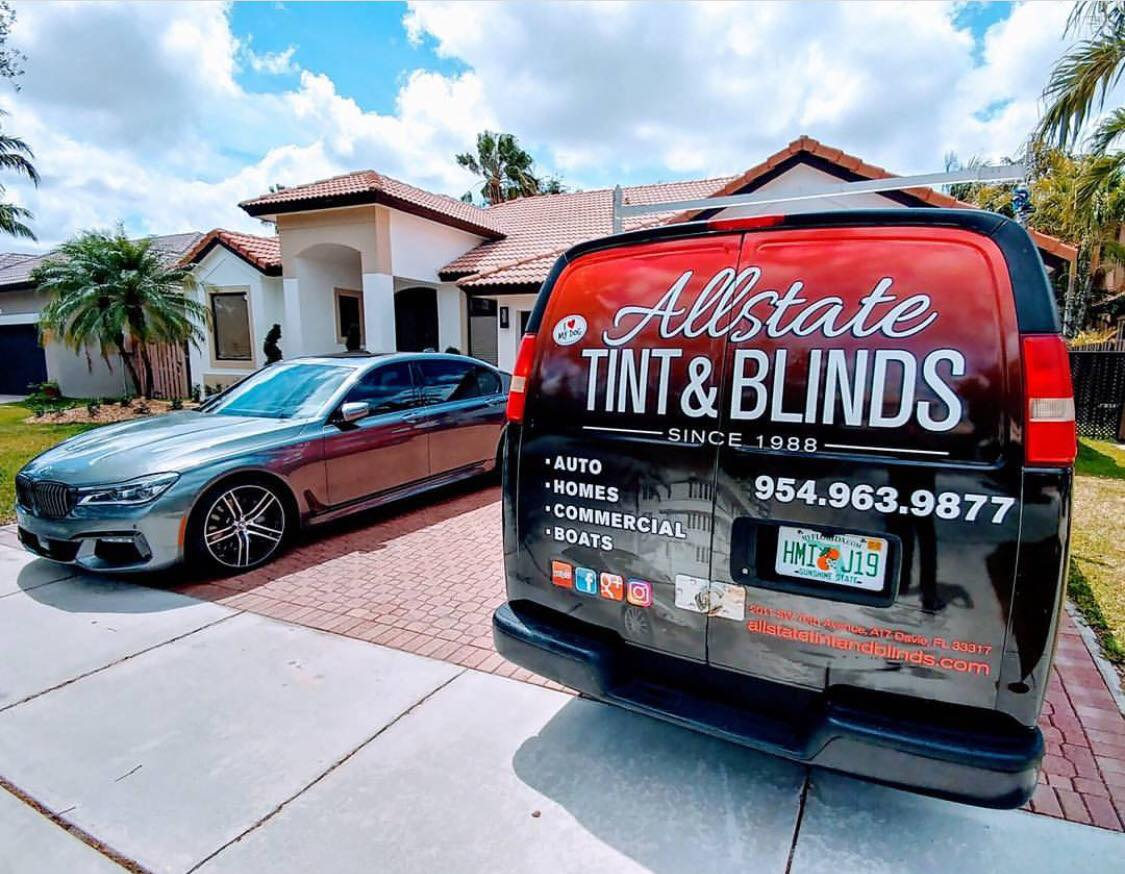 Allstate Tint & Blinds
