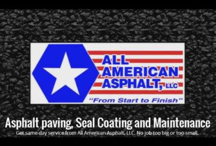 All American Asphalt – Seal Coating Specialists