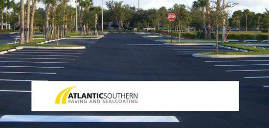 ATLANTIC SOUTHERN PAVING & SEALCOATING