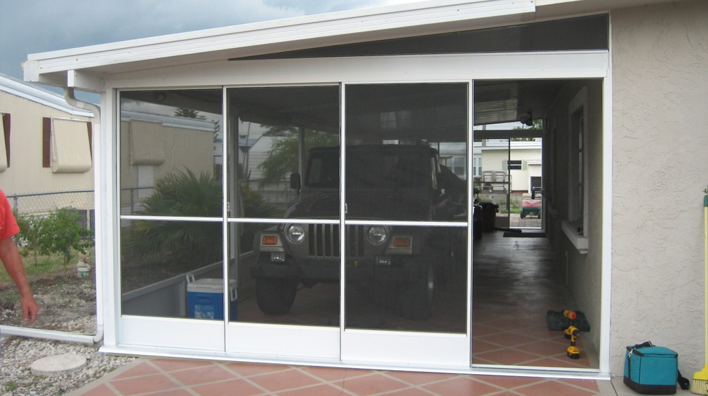 Sfpma find florida39s top screen door repair companiessfpma for Sliding patio doors with screens