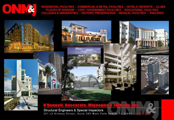 Structural Engineering Magazine : Onm j structural engineers special inspections sfpma
