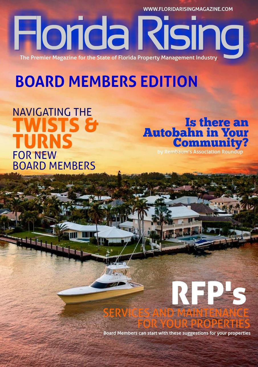 Read the: FLORIDA RISING BOARD MEMBERS EDITION FEB 2019 | SFPMA