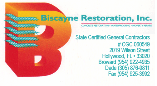 Biscayne Corp. Painting & Restoration