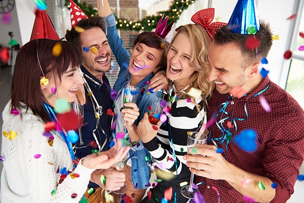 Is your Community having a Holiday Party? Five holiday party ideas