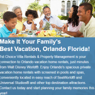 1ST CHOICE VILLA RENTALS & PROPERTY MANAGEMENT